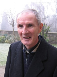 Picture of St Mary's Priest - Fr Peter